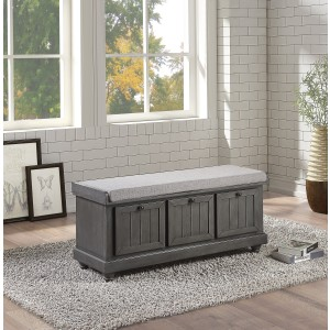 Lift Top Storage Bench/4586DG