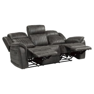 Double Reclining Sofa/9479BRG-3