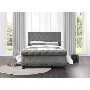 Queen Bed/1549GY-1*