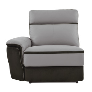 Power Left Side Reclining Chair with USB Port/8318-LRPW