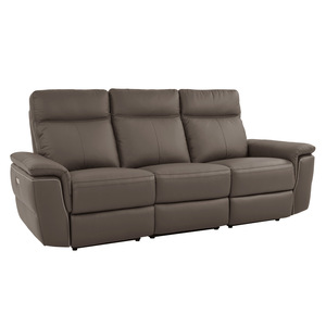 Power Double Reclining Sofa/8308-3PW*