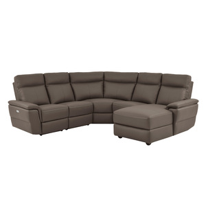 5-Piece Modular Power Reclining Sectional with Right Chaise/8308*5B