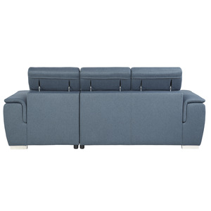 2-Piece Sectional with Pull-out Bed and Adjustable Headrests/9355BU*22LRC